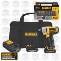 DeWalt DCF813S2 12V MAX* Cordless Impact Wrench & Socket Kit