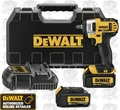 DeWalt DCF883L2 Lithium Ion 3/8'' Impact Wrench Kit
