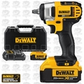 DeWalt DCF883M2 Lithium Ion 3/8'' Hog Ring Impact Wrench Kit