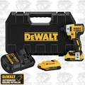 DeWalt DCF886D2 Li-Ion Brushless 1/4'' Impact Driver Kit