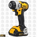 DeWalt DCF895C2 Lithium Ion 1/4'' 3-Speed Brushless Impact Driver (1.5Ah)