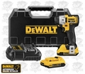 "DeWalt DCF895D2 XR Lithium Ion Brushless 3-Speed 1/4"" Impact Driver"