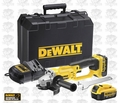 "DeWalt DCG412M2 4-1/2"" Cut-Off Tool Kit"