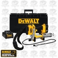 DeWalt DCGG570K Cordless Grease Gun Kit 10000psi