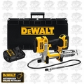 DeWalt DCGG571M1 20V Cordless Grease Gun Kit