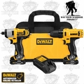 DeWalt DCK211S2 12V MAX Drill/Impact Driver kit Wounded Warrior Edition