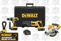 DeWalt DCK450X Heavy-Duty XRP Cordless 4-Tool Combo Kit