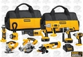 DeWalt DCK955X Heavy-Duty XRP Cordless 9-Tool Combo Kit
