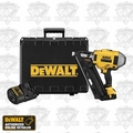 DeWalt DCN690M1 33 Degree Paper Tape Cordless Framing Nailer Kit