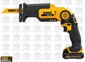 DeWalt DCS310S1 Pivot Cordless Reciprocating Saw Kit