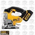 DeWalt DCS331L1 Cordless Jig Saw Kit
