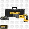 DeWalt DCS380M1 Li-Ion Reciprocating Saw Kit