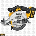 DeWalt DCS391L1 Li-Ion Circular Saw Kit