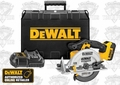 DeWalt DCS391M1 Li-Ion Circular Saw Kit