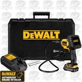 DeWalt DCT410S1 Cordless Inspection Camera Kit