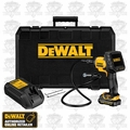 DeWalt DCT412S1 5.8mm Inspection Camera with Wireless Screen Kit
