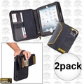 DeWalt DG5145 2pk Contractor's Business Portfolio Holder for iPad 2/3/4/Air