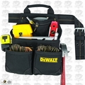 DeWalt DG5433 10-Pocket Carpenter's Nail and Tool Bag
