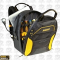 DeWalt DGCL33 33-Pocket Lighted USB Charging Tool Backpack