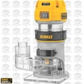 DeWalt DNP615 Compact Router Dust Collection Adapter for Fixed Bases