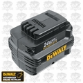 DeWalt DW0242 24 Volt Fan Cooled Battery Pack