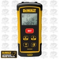 DeWalt DW03050 165 ft. (50m) Laser Distance Measurer
