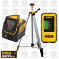 DeWalt DW0811 360° Laser Plus Cross Line Kit