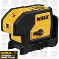 DeWalt DW083K 3 Beam Laser Pointer KIT