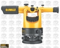 DeWalt DW092PK 20x Transit Level + Tripod, Rod & Case Kit