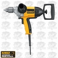 "DeWalt DW130V Drill with Spade Handle 9 Amp, 1/2"" (Re Pack)"