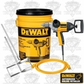 DeWalt DW130V Spade Handle Drill + Mixing Kit Newest of the