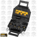DeWalt DW1648 Self Feed Bit Kit 5-Pieces
