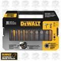 "DeWalt DW22838 10 Piece 3/8"" Impact Ready Socket Set"