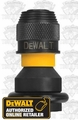 "DeWalt DW2298 1/2"" Square Anvil to 1/4"" Hex Rapid Load Adapter"
