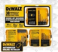 DeWalt DW2503PP Rapid Load Drill Bit and Screwdriver Bit Set