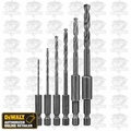 DeWalt DW2551 6 pc Rapid Load Drill Bit Set