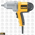 "DeWalt DW293 Hog Ring Heavy-Duty 1/2"" Impact Wrench"