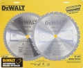 "DeWalt DW3106PP 10"" Carbide Saw Blades"