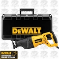 DeWalt DW311K Heavy-Duty 13.0 Amp Reciprocating Saw Kit