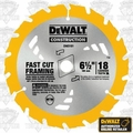 DeWalt DW3161 Carbide Circular Saw Blade
