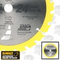 DeWalt DW3578 Framing Saw Carbide Circular Saw Blade