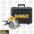 DeWalt DW364K Heavy-Duty Circular Saw Kit