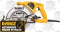 "DeWalt DW378G Heavy-Duty 7-1/4"" (184mm) High-Torque Framing Saw"