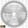 "DeWalt DW5258 6-1/2"" x 48 Tooth Blade for Corded Tracksaw"