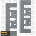 "DeWalt DW6655 3-1/4"" High Speed Steel Planer Blades"