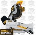 "DeWalt DW713 Heavy-Duty 10"" (254m) Single Bevel Miter Saw"