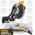 "DeWalt DW715 Heavy-Duty 12"" (305mm) Single-Bevel Compound Miter Saw"
