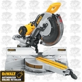DeWalt DW718 (Reconditioned) Double Bevel Sliding Compound Miter Saw
