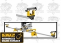 DeWalt DW7232 Miter Saw Stand Material Support and Stop
