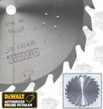 DeWalt DW7612 Ripping Blade Carbide Saw Blade